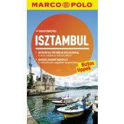Isztambul útikönyv Marco Polo 2013
