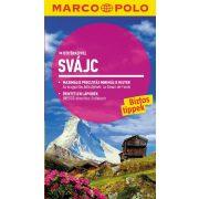 Svájc útikönyv Marco Polo 2014