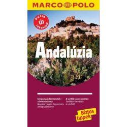 Andalúzia útikönyv Marco Polo 2016