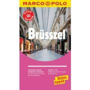 Brüsszel útikönyv Marco Polo