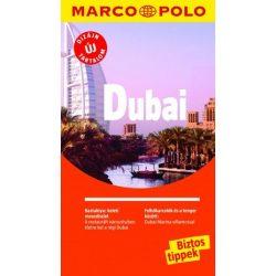 Dubai útikönyv Marco Polo, Dubai, Egyesült Arab Emirátusok útikönyv