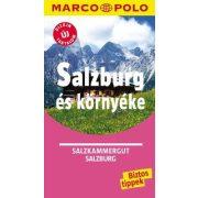 Salzburg útikönyv Salzburg és környéke útikönyv Marco Polo 2016