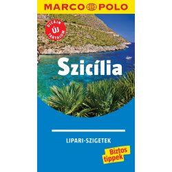 Szicília útikönyv Marco Polo  2017