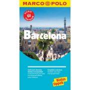 Barcelona útikönyv Marco Polo 2017