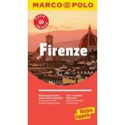 Firenze útikönyv Marco Polo 2017