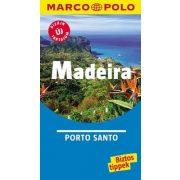 Madeira útikönyv Marco Polo 2018