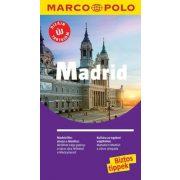 Madrid útikönyv Marco Polo  2018