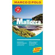 Mallorca útikönyv Marco Polo