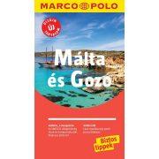 Málta útikönyv, Málta és Gozo útikönyv Marco Polo 2018