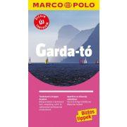 Garda tó útikönyv Marco Polo 2019 Garda-tó útikönyv
