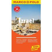 Izrael útikönyv Marco Polo  2019