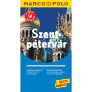 Szentpétervár útikönyv Marco Polo 2020