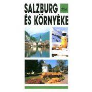 Salzburg útikönyv Panoráma Salzburg és környéke