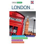 London útikönyv Dream Travel Maxim kiadó – kivehető térképmelléklettel  2016