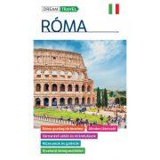 Róma útikönyv Dream Travel Maxim kiadó – kivehető térképmelléklettel  2017
