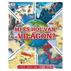 Mi és hol van a világon? könyv HVG kiadó  2015