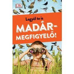Legyél te is madármegfigyelő! HVG könyv
