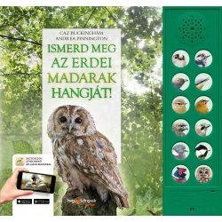 Ismerd meg az erdei madarak hangját!  HVG könyvek 2018 Kiket rejtenek a lombok?
