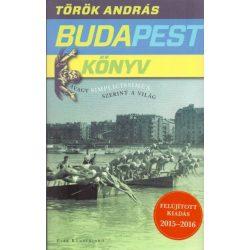 Budapest könyv Park 2015-16 Budapest útikönyv Török András