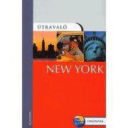 New York útikönyv Alexandra 2007 magyar nyelven