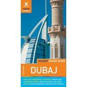 Dubaj útikönyv térképpel Pocket Rough Guides Alexandra kiadó 2019 Dubai útikönyv magyar nyelvű
