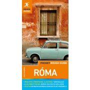 Róma útikönyv Pocket Rough Guides Alexandra kiadó 2019 magyar nyelvű