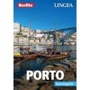 Porto útikönyv Lingea-Berlitz Barangoló 2019