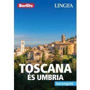 Toszkána és Umbria útikönyv Lingea-Berlitz Barangoló 2019 Toszkána útikönyv