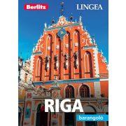 Riga útikönyv Lingea Berlitz Barangoló 2020