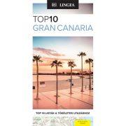 Gran Canaria útikönyv Lingea Top 10  2020