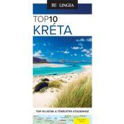 Kréta útikönyv Lingea Top 10  2020