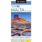 Málta és Gozo útikönyv Lingea Top 10  Málta útikönyv  2020