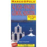 Az égei-tengeri görög szigetek útikönyv Marco Polo