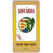Kisvárda térkép Hiszi Map  1:10 000