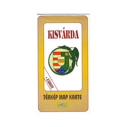 Kisvarda Terkep Hiszi Map 1 10 000 9789636100421 Magyar Varos