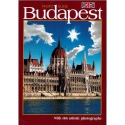 Budapest photo guide könyv Huber