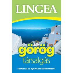Görög társalgás görög - magyar szótár Lingea