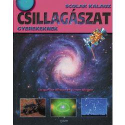 Csillagászat könyv gyerekeknek,  Csillagászat album Scolar