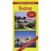 Rodosz útikönyv Dekameron kiadó 2008