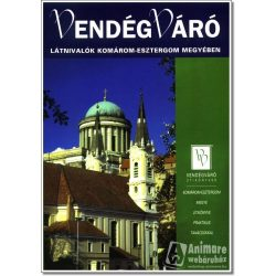 Komárom-Esztergom megye útikönyv Well-Press kiadó