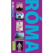 Róma útikönyv Well-Press kiadó 2008