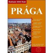 Prága útikönyv Booklands 2000 kiadó