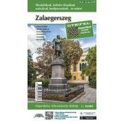 Zalaegerszeg térkép 1:18 000  Stiefel 2017