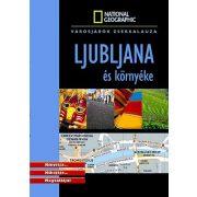 Ljubljana és környéke útikönyv, Ljubljana útikönyv National Geographic