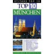 München útikönyv Top 10 Panemex kiadó 2008