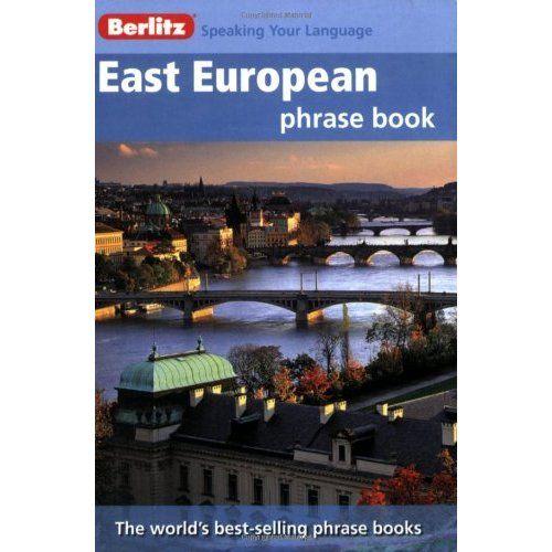 Berlitz East European Phrase Book & Dictionary