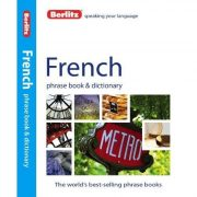 Berlitz francia szótár French Phrase Book & Dictionary