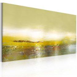 Kézzel festett kép - Közeledő hullám