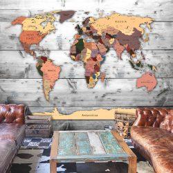 Fotótapéta - Direction: World