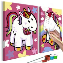 Kifestő - Unicorns